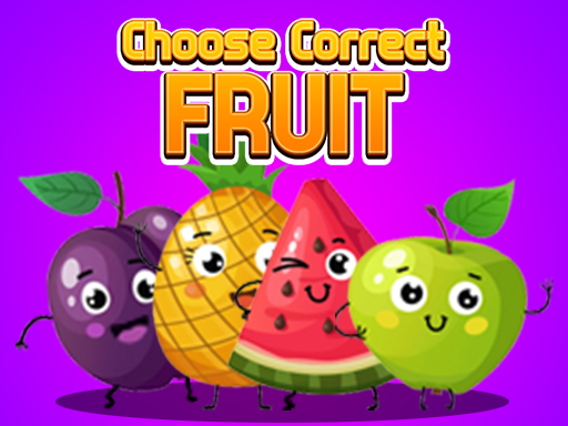 Choose Correct Fruit thumbnail
