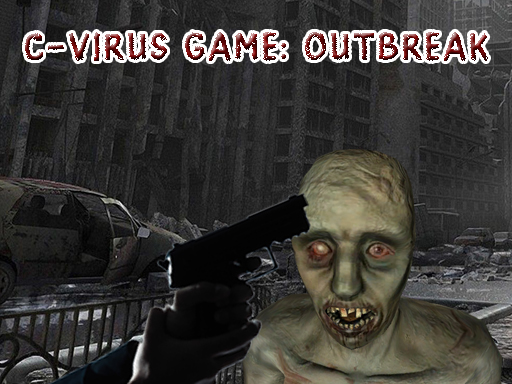 Thumbnail of C Virus Game: Outbreak