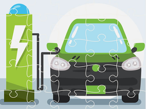 Electric Cars Jigsaw thumbnail