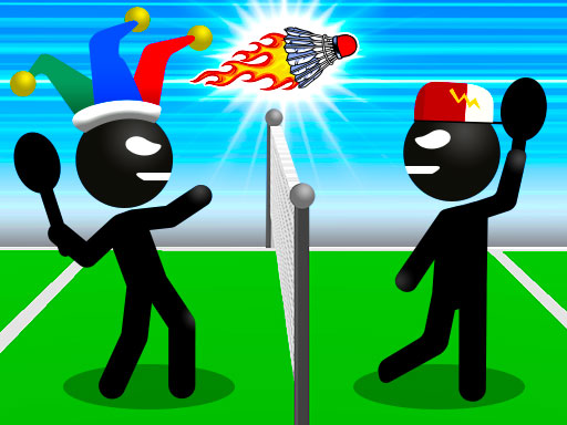 Stickman Sports Badminton thumbnail