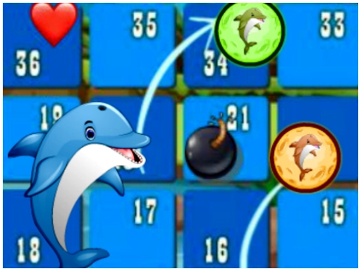 Thumbnail for Dolphin Dice Race
