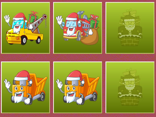 Christmas Trucks Memory thumbnail
