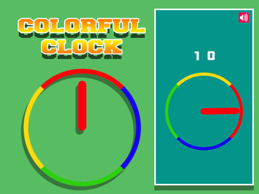 Colorful Clock thumbnail