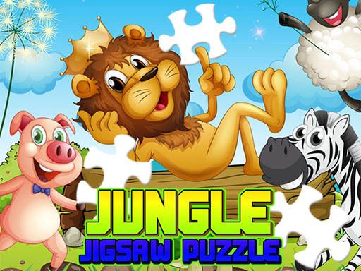 Thumbnail of Jungle Jigsaw Puzzle