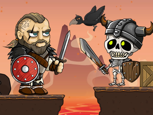 Vikings vs Skeletons thumbnail
