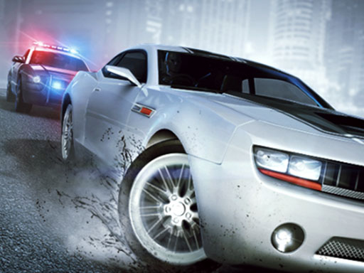 Police Car Chase Crime Racing Games thumbnail