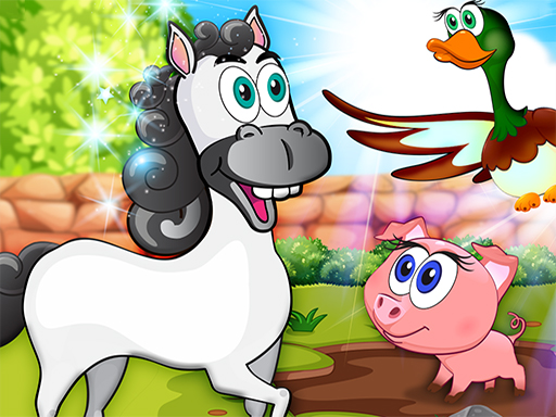 Learning Farm Animals: Educational Games For Kids thumbnail