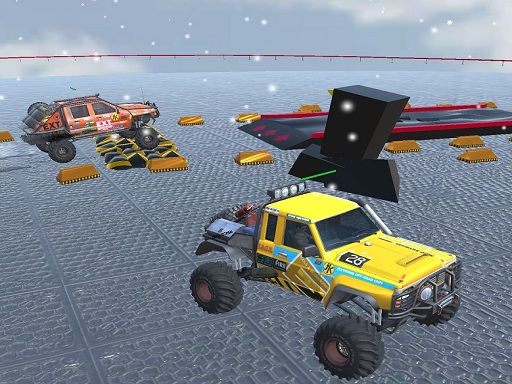 Thumbnail of Xtreme Offroad Truck 4x4 Demolition Derby 2020
