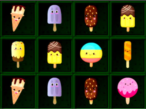 Thumbnail of Ice Cream Puzzles