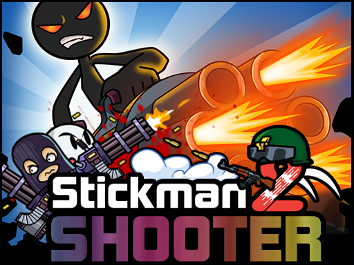 Stickman Shooter 2 thumbnail