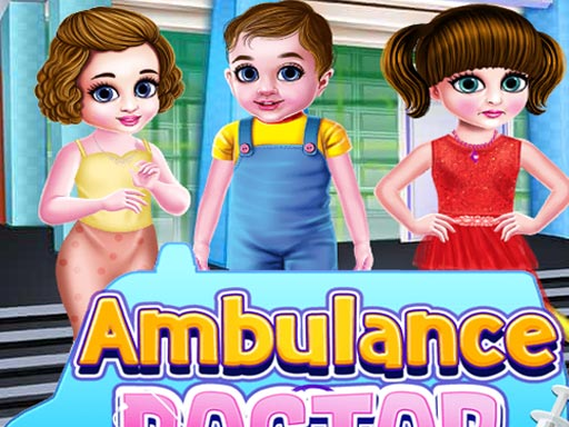 Ambulance Doctor thumbnail