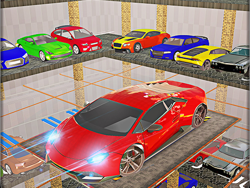 Thumbnail of Real Car Parking Jigsaw