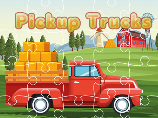 Pickup Trucks Jigsaw thumbnail