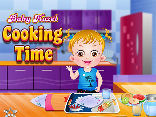 Thumbnail of Baby Hazel Cooking Time