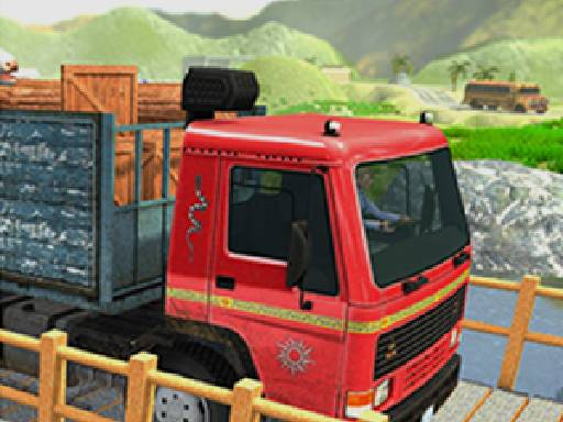 Thumbnail of Truck Driver Cargo