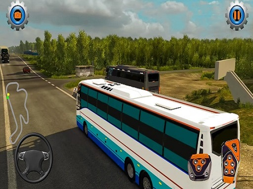 Modern City Bus Driving Simulator Game thumbnail