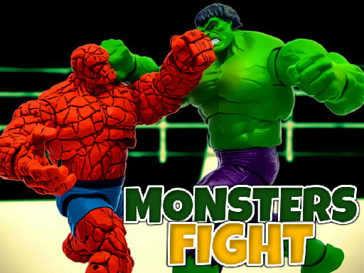 Monsters Fight thumbnail