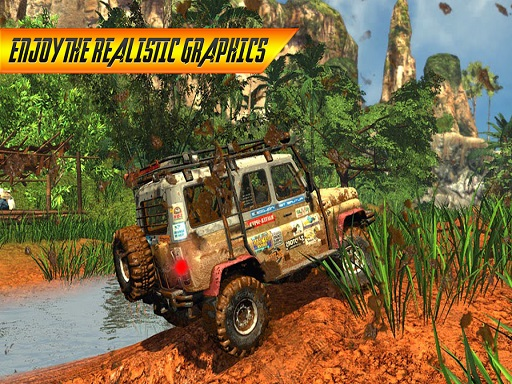 Off road 4X4 Jeep Racing Xtreme 3D thumbnail