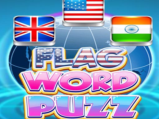 Thumbnail for Flag Word Puzz
