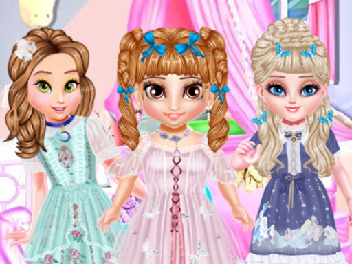 Little Princess Lolita Style Makeover thumbnail