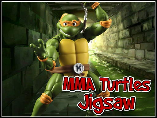 MMA Turtles Jigsaw thumbnail