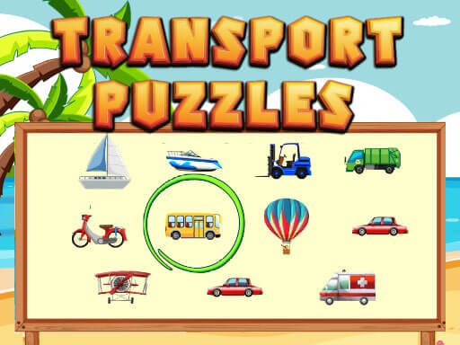 Thumbnail for Transport Puzzles