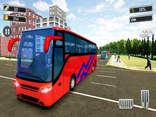 Real Coach Bus Simulator 3D 2019 thumbnail