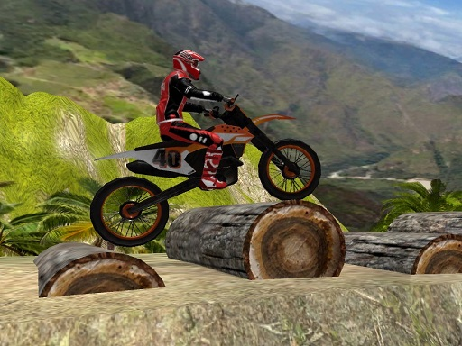 Thumbnail of Infinite Bike Trials