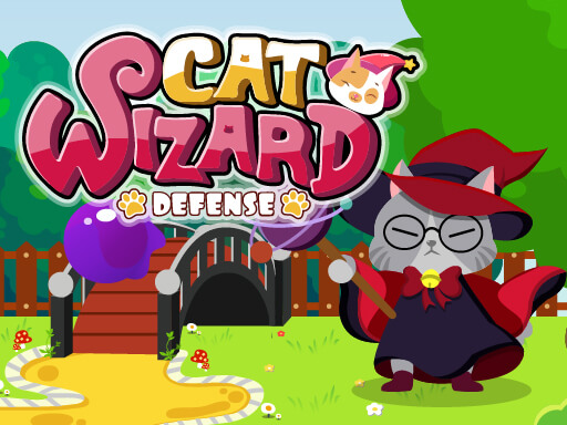 Thumbnail for Cat Wizard Defense