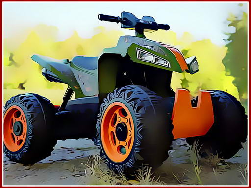 4x4 ATV Motorbikes for Kids thumbnail