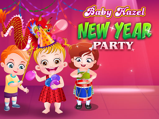 Baby Hazel New Year Party thumbnail