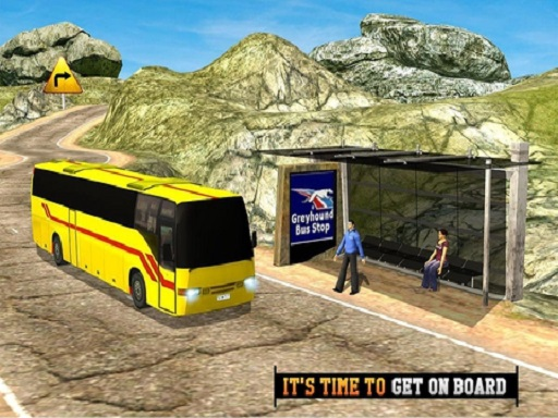 Off Road Uphill Passenger Bus Driver 2k20 thumbnail
