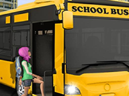 School Bus Driving Simulator 2020 thumbnail