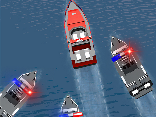 Police Boat Chase thumbnail