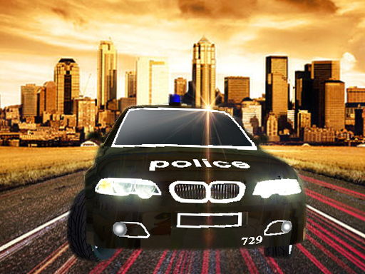 Police Drift Car thumbnail