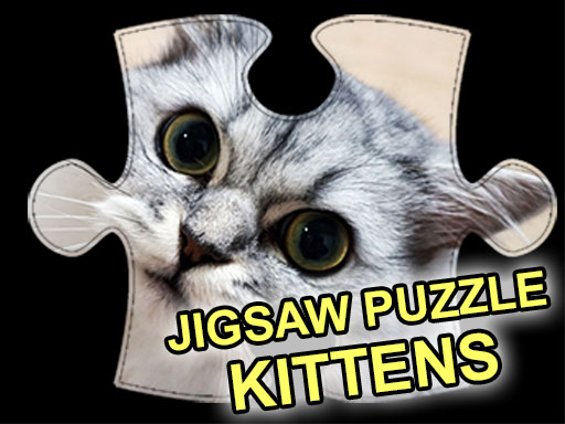 Thumbnail of Jigsaw Puzzle Kittens