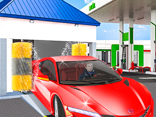Gas Station : Car Parking thumbnail