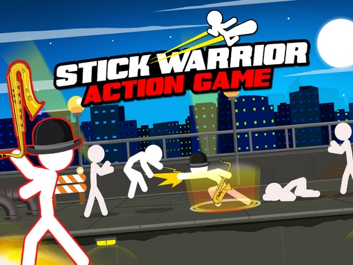 Thumbnail of Stick Warrior : Action Game