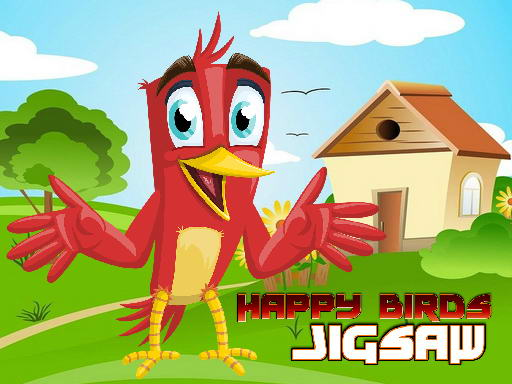 Happy Birds Jigsaw thumbnail
