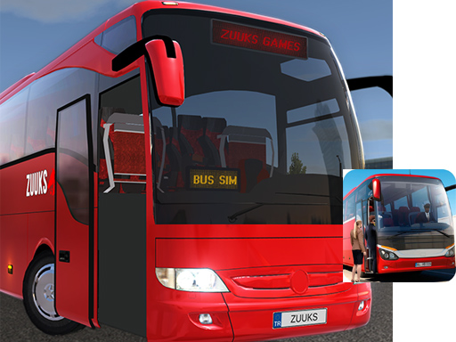 City Coach Bus Game  thumbnail