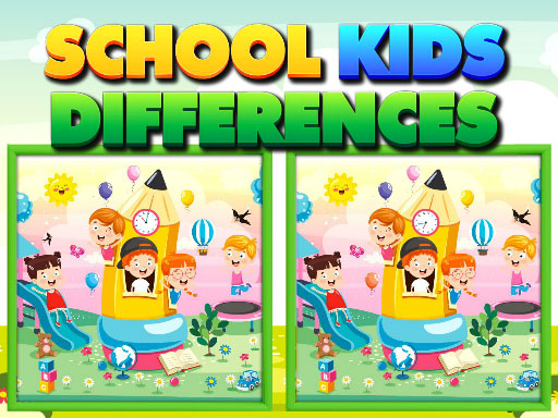 School Kids Differences thumbnail