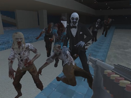 Thumbnail of Combat Zombie Warfare