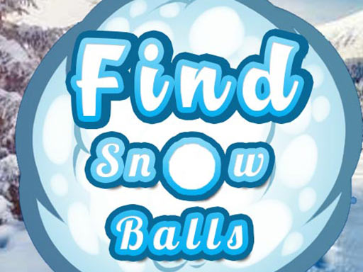 Thumbnail of Find Snow Balls