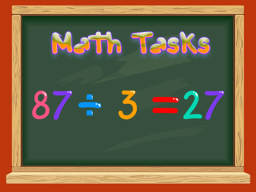 Math Tasks True or False thumbnail