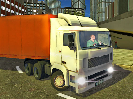 Real City Truck Simulator thumbnail