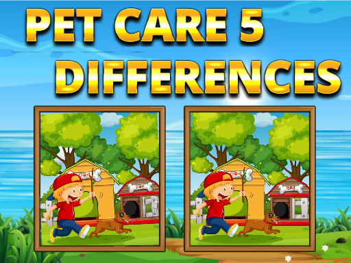 Thumbnail of Pet Care 5 Differences