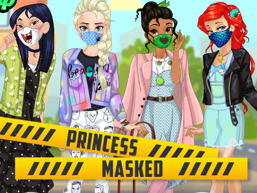 Thumbnail for Princess Masked
