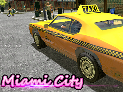 Thumbnail of Miami Taxi Driver 3D