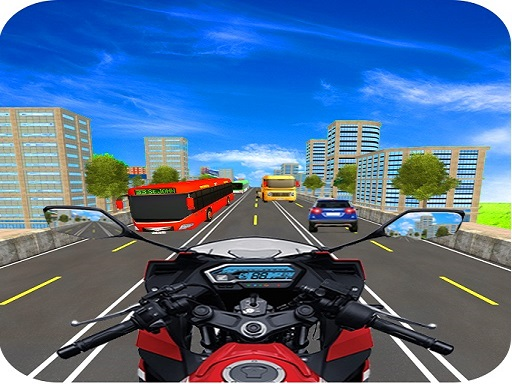 Thumbnail of Moto Bike Rush Driving Game