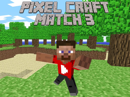 Pixel Craft Match 3 thumbnail